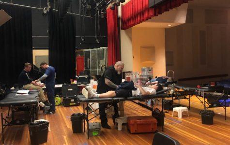 Key Club Runs Blood Drive: Foran's Auditorium on May 3