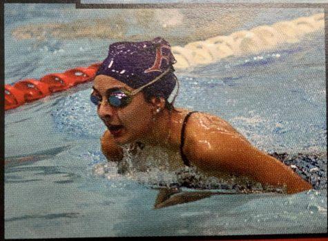 Foran Girls Swim Team: Keepin' It Cool in the Pool