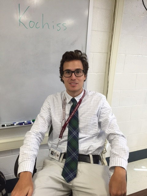Mr. Kochiss