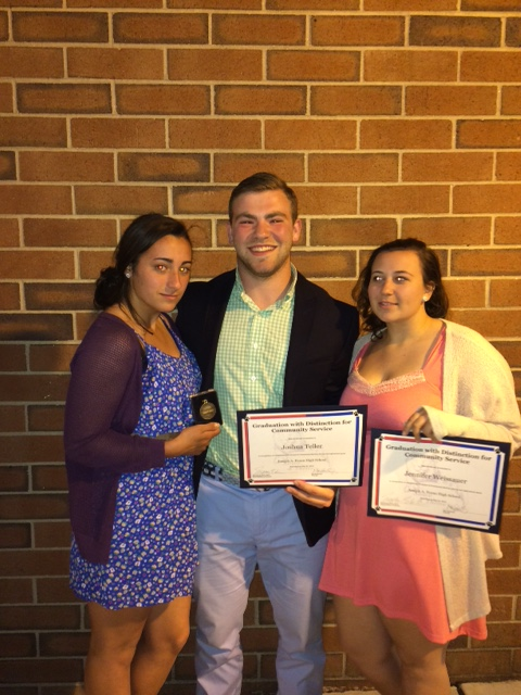 More awards from last night So proud of our Foran students