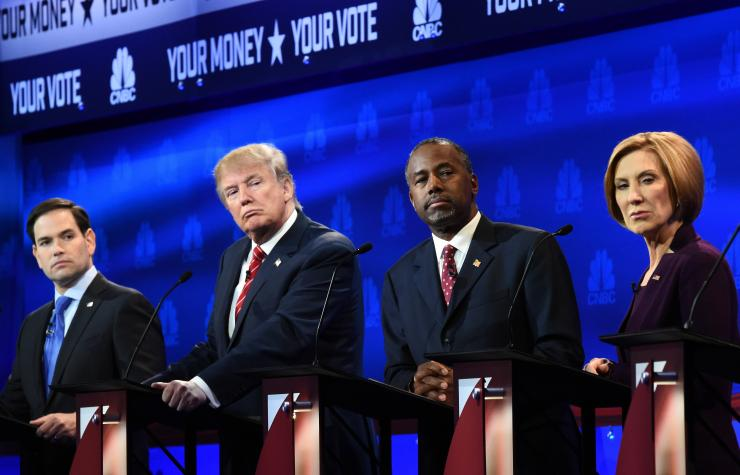 4th+Republican+Debate