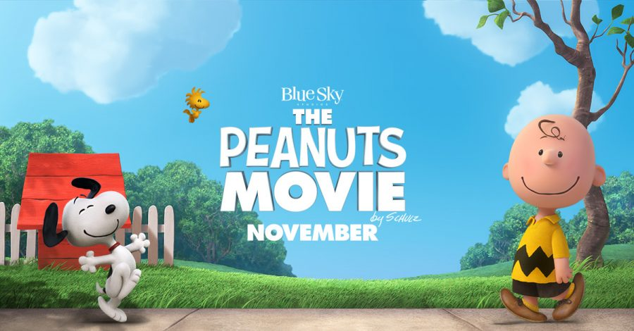 Movie+Review%3A+The+Peanuts+Movie