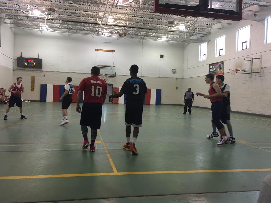 Rec Basketball JT
