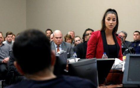 USA Gymnastics Disgraced Doctor Gets Sentenced