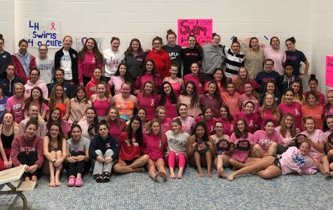 Foran helps raise funds for Breast Cancer Awareness Month