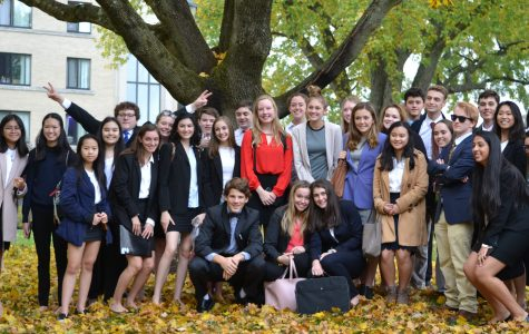 Students win at Fairfield Model UN Conference