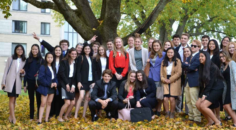 Students+win+at+Fairfield+Model+UN+Conference