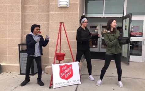 Key Club Provides Hope: Raising Money for the Salvation Army