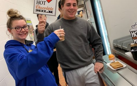 Hot! Hot! Hot!                            Foran HS Introduces Hot Chocolate