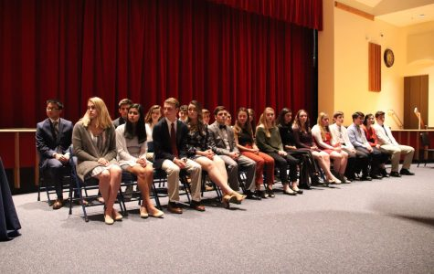 National Honor Society: The Helping Hands and Minds of Foran High School