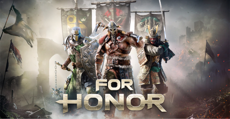 Promotional Art for the video game For Honor. (Photo Courtesy of Ubisoft.com)