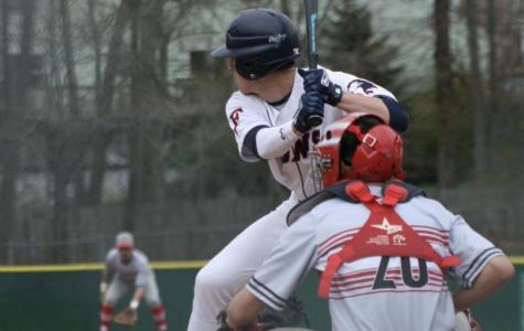 Sliding into Foran Baseball