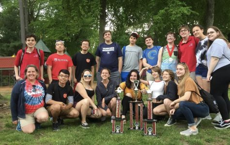 Dominating Music in the Parks: More Accomplishments for Foran's Music Department