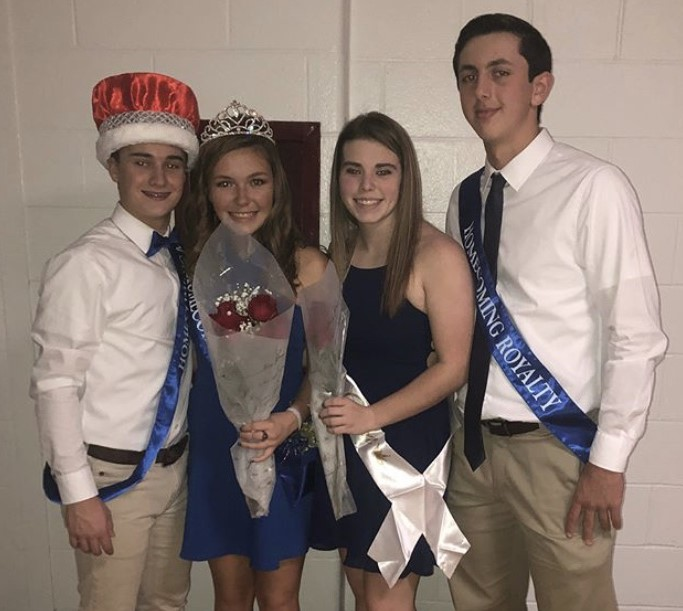 Homecoming+court+from+the+2018-2019+school+year