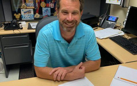 Meet The New Assistant Principal, Mr. Scott