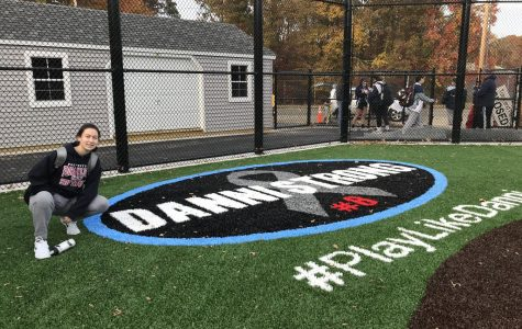 Heart of a Lion: Foran Softball Field Named After Former Student Athlete Danielle Kemp Constructed