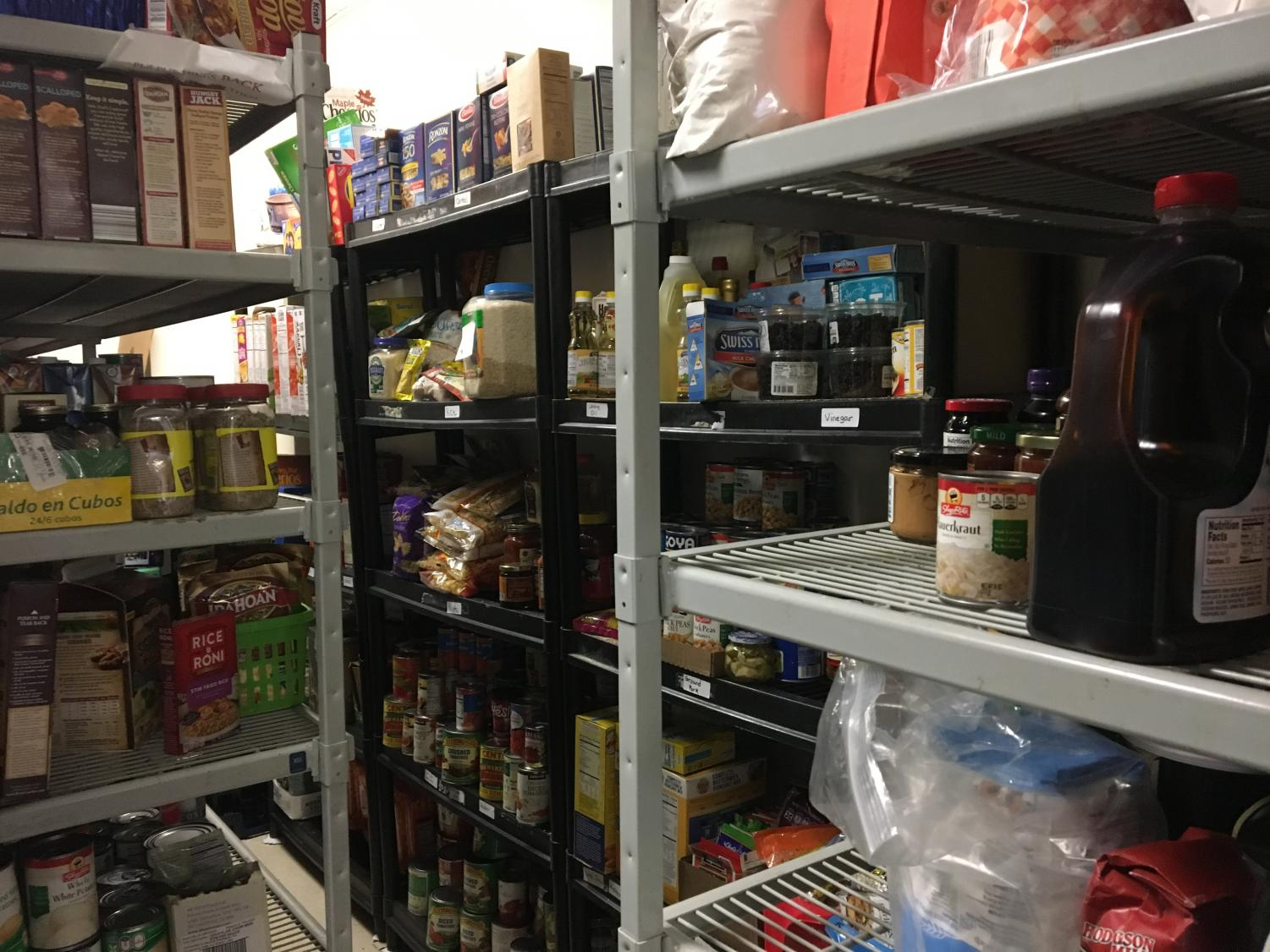 The Bethel Center helps many families in need during the holidays as well as all year round. Photo courtesy of Bethelmilford.edu.