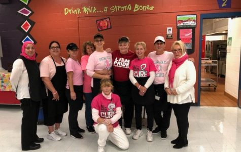 Foran cafeteria workers celebrated
