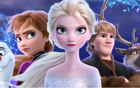 The characters of the new released movie, Frozen 2. Photo courtesy of https://frozen.disney.com/