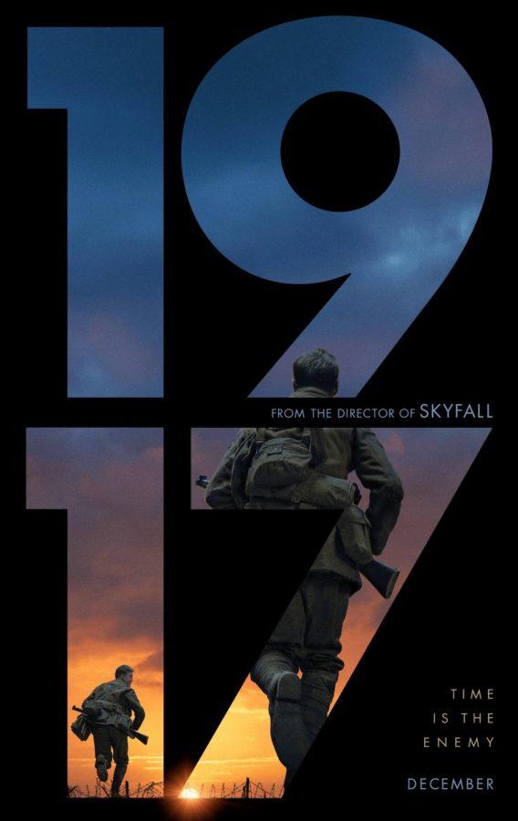 Movie Poster for 1917 photo courtesy IMDb.com