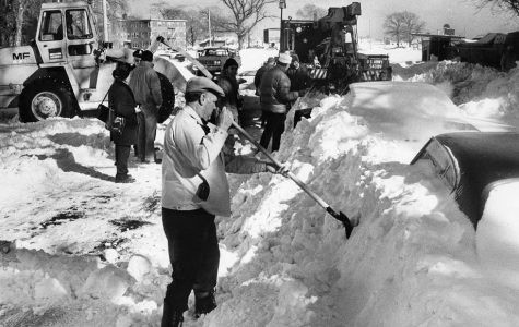 Blizzard Slams New England 42 Years Ago Today