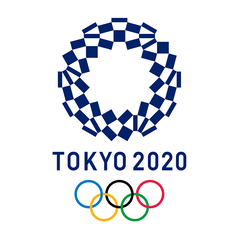 The official logo of the 2020 Olympics. Photo courtesy of olympic.org