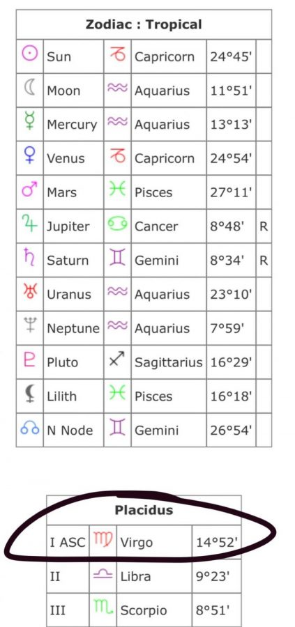 %E2%80%9CThis+is+an+astrological+chart+of+one+person%2C+showing+their+zodiac+signs+for+all+of+the+relevant+planets+and+positions+in+the+starry+skies.+The+rising+sign%2C+often+deemed+as+the+most+influential+sign+on+a+person%2C+is+shown+here+in+the+Placidus+table+as+%E2%80%9C1+ASC.%E2%80%9D+Photo+courtesy+of+Kelly+Kim+and+Anna+Jani.+Photo+taken+October+19%2C+2019.%E2%80%9D%0A