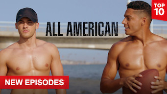 All American TV poster. Photo Courtesy of Netflix.