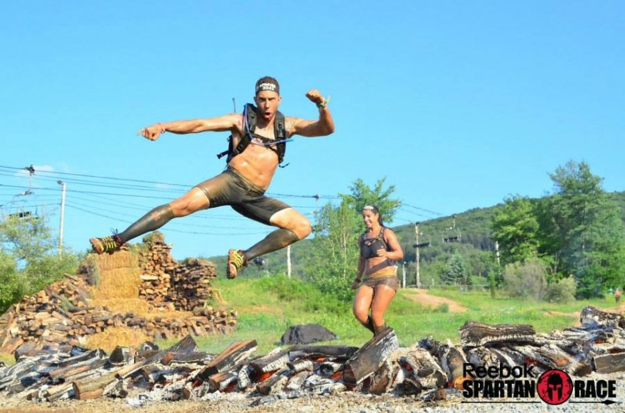 Mr. Kelly The Adrenaline Junkie: keeping a fit lifestyle through obstacle course training