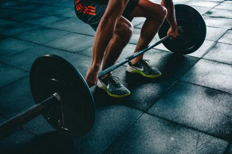 "If you have gym equipment at home, make sure to use it! ""Take advantage of everything in your house,"" says Rowe. Photo courtesy of Pexels.com."