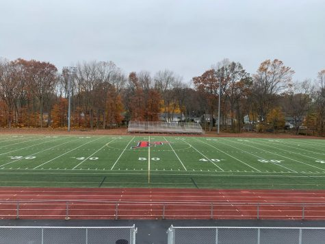Foran High School´s Vito DeVito Field.  Where the 2020 Thanksgiving game would have been held. Photo Courtesy: Lindsey Larese.