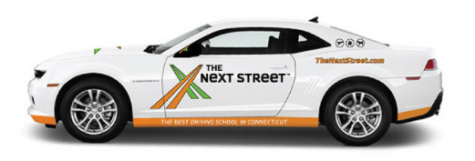 The Next Street Car: An example of a behind the wheel car provided for the student driver. Photo Courtesy: The Next Street