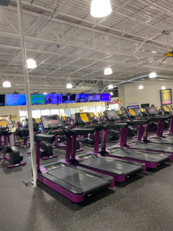 Many students this year have made their New Year's resolutions to go back to the gym and get into shape. Photo Courtesy: Brittany Soriano December 7, 2020