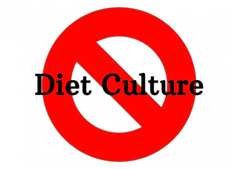 Digital art photo of canceling diet culture Photo credit: Nicole Jones