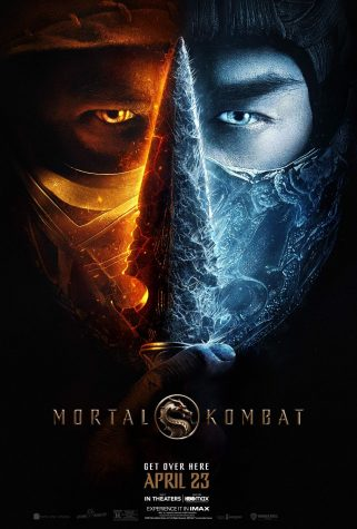 Mortal Kombat (2021):  Theatrical poster release for the new reboot of the Mortal Kombat movie franchise. (Photo courtesy: Official Warner Bros Pictures website).