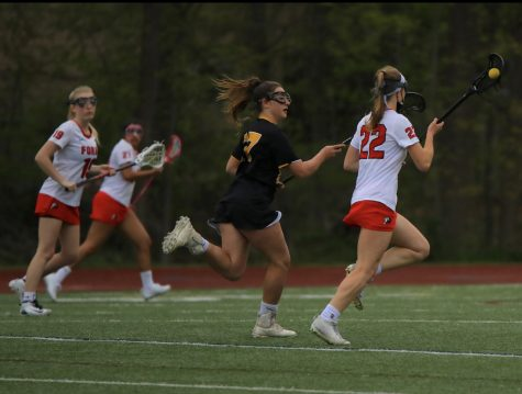 Wrapping Up Girls' Lacrosse