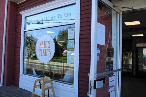 Nate's Plates: Serving Their Way to a New Beginning