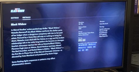 Black Widow: Movie Review